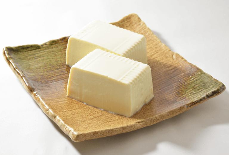 にがり絹豆腐